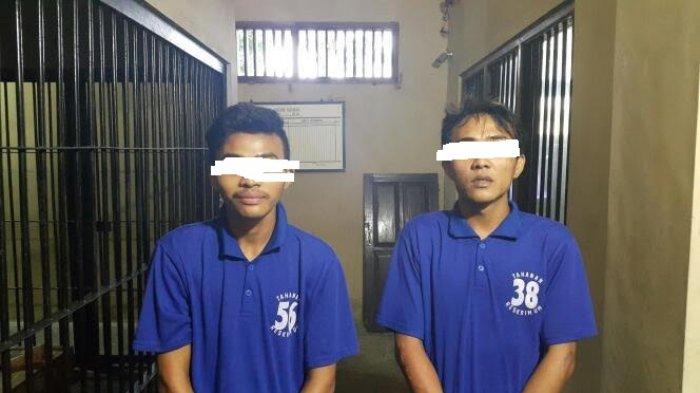 Dua Jambret Ditangkap Anggota Buser Polres Pekalongan
