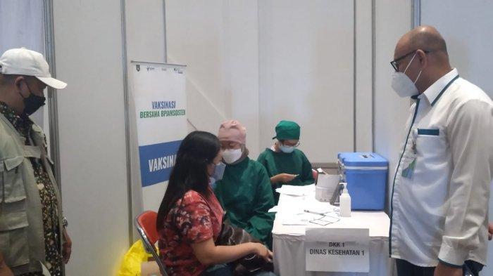 BPJAMSOSTEK Sasar Vaksinasi untuk Kelompok Disabilitas dan Pekerja
