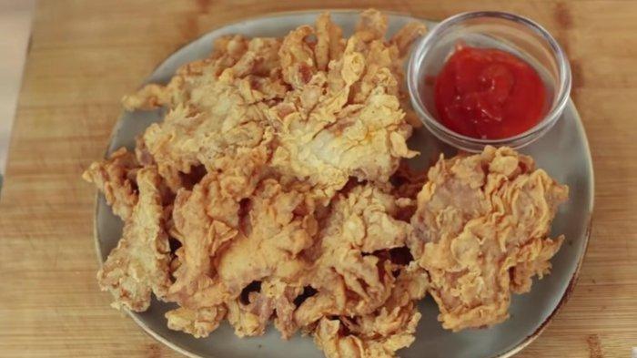 Resep Jamur Crispy Renyah ala Chef Devina Hermawan