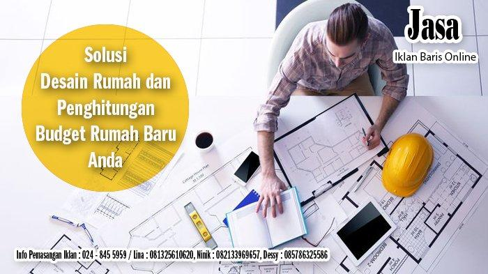 Info Biro Jasa Bangunan, Arsitek, Sedot WC, Laundry, Servis di Semarang Senin 13 April 2021