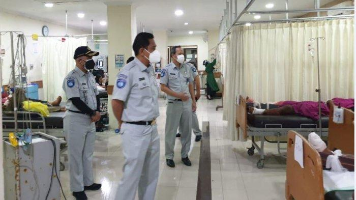 Jasa Raharja Pastikan Korban Kecelakaan Bus Sudiro Tungga Jaya Dapat Santunan
