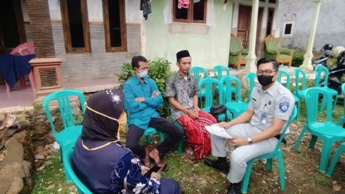 Jasa Raharja Serahkan Santunan Korban Kecelakaan Bus Haryanto di Tol Pejagan Brebes