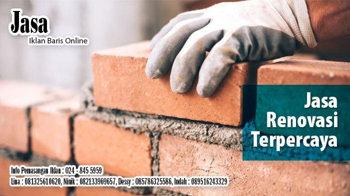 Info Biro Jasa Bangunan, Arsitek, Sedot WC, Laundry, Servis di Semarang Jumat 23 April 2021