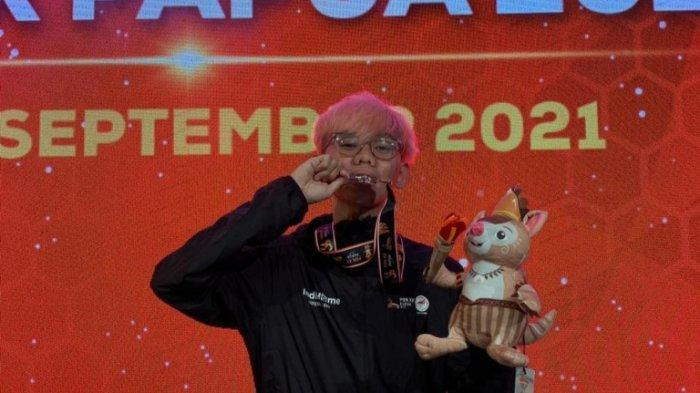 Klasemen Medali PON XX Papua 2021 : Jabar Bertakhta, Jateng  di Posisi Nomor Lima
