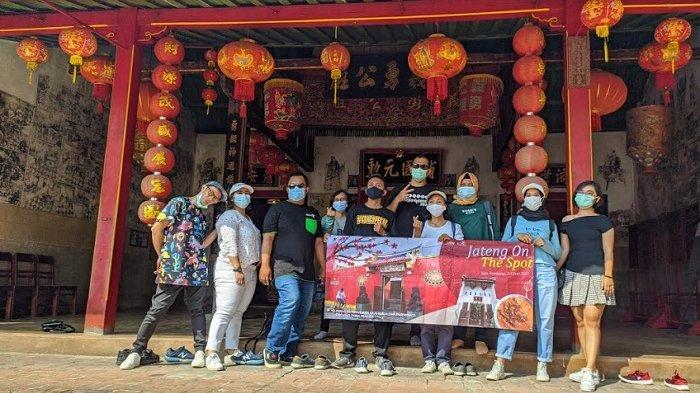 Disporapar Jateng dan ASITA DIY Berkolaborasi Kembangkan Wisata Sejarah dan Kultural di Lasem