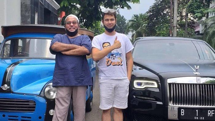 Raffi Ahmad Ajak Rano Karno Tukar Rolls Royce Belasan Miliar dengan Oplet Si Doel
