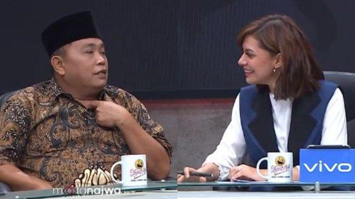 Apakah Jokowi Lebih Hebat dari Prabowo? Jawaban Arief Poyuono Bikin Najwa Shihab Terpingkal-pingkal
