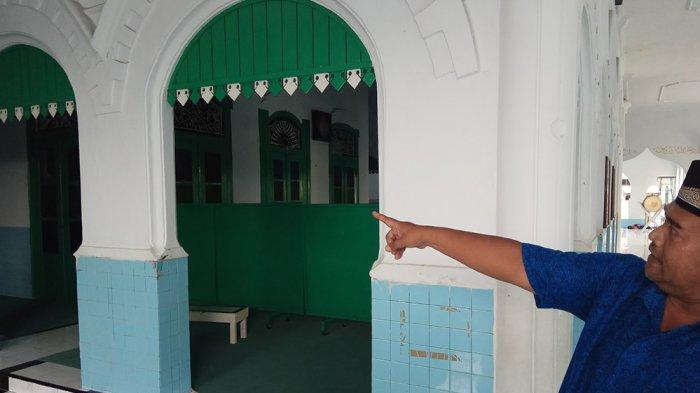 Jejak Masjid Panggung Kota Tegal Tempat Perjuangan Melawan Agresi Belanda