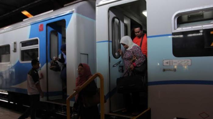 Nomor Kursi Tak Tersedia di Gerbong KA Kamandaka