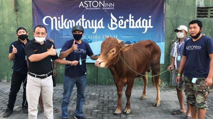 Hotel Aston Inn Pandanaran Semarang, Rayakan Idul Adha Dengan Tetap Menerapkan Protokol Kesehatan