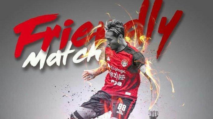Sore Ini Persekat Tegal Tantang Martapura FC, Ersal Ibaratkan Pertarungan Ayah Lawan Anak