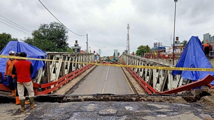 Kesamaan Amblesnya Jembatan Rembun dan Comal di Pemalang, DPRD Jateng: Sama-sama Diabaikan