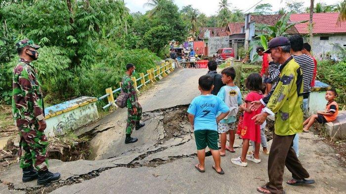 Pembanguan Jembatan Baru Penghubung Desa Suru dan Wanarata Pemalang Diprediksi Capai Rp 1 Miliar
