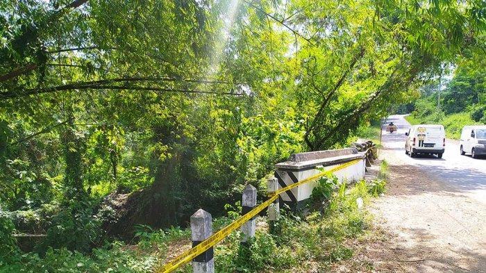 Jenazah Pesilat PSHT Ridwan Digelundungkan ke Jembatan Tugu Karanganyar: Terlihat Seperti Kecelakaan