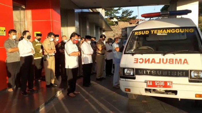 Bupati Temanggung M Al Khadziq Harap Masyarakat Bisa Mentauladani Almarhum Hasyim Afandi