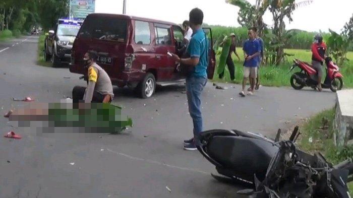 Fery Pelajar Meninggal Kecelakaan, Motor Tabrak Panther: Tak Pakai Helm