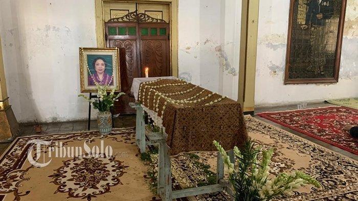 GKR Retno Dumilah Putri Paku Buwono XII Meninggal Akan Dimakamkan di Imogiri Bantul