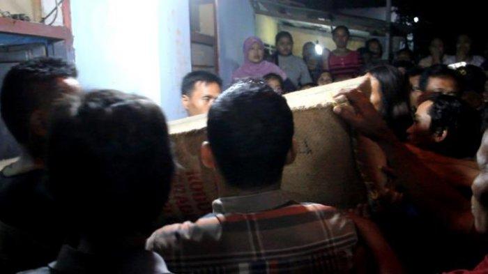 Jasad Maya Finariyah TKW Lahir Semarang yang Meninggal di Malaysia Dimakamkan pada 10 April 2020