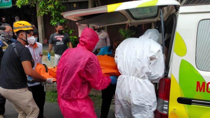 Seorang Pria DitemukanTak Bernyawa di Teras Kios Pasar Triwindu Solo, Diduga Sakit Jantung