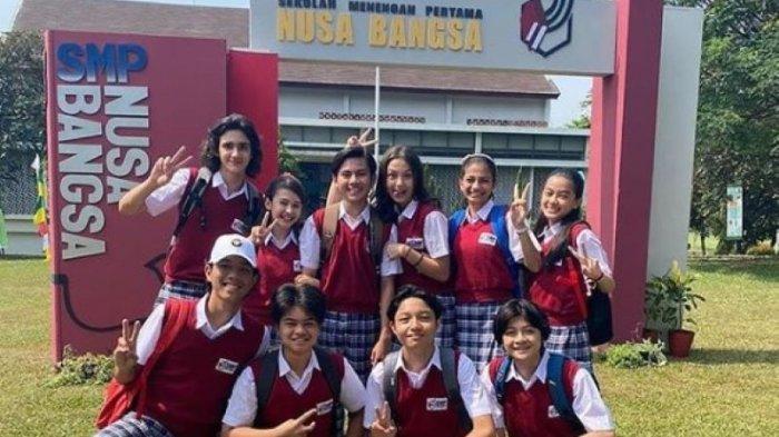 Biodata Para Pemain Sinetron Dari Jendela SMP, Mulai Wulan, Joko hingga Satria