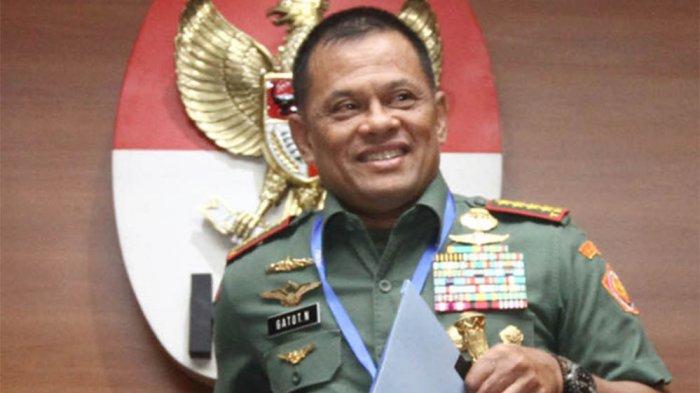 Sindiran Keras, Gatot Nurmantyo Bandingkan Moeldoko dengan Wiranto dan Prabowo