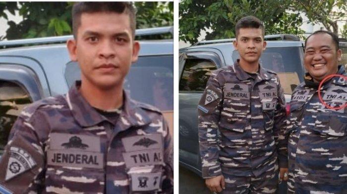 Viral Jenderal Ikut Pendidikan Diktukta TNI-AL Bikin Heboh