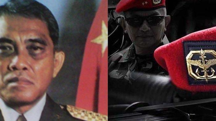 Jenderal TNI Ngamuk di Acara Kopassus, Banting Baret Merah