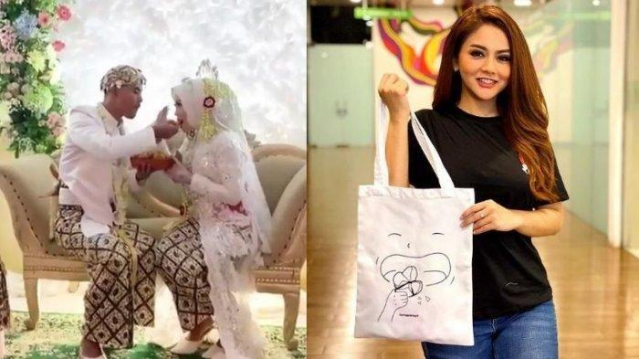 Jenita Janet Cari Pengantin Purwokerto Viral Menikah dengan Mahar Bakso Goreng