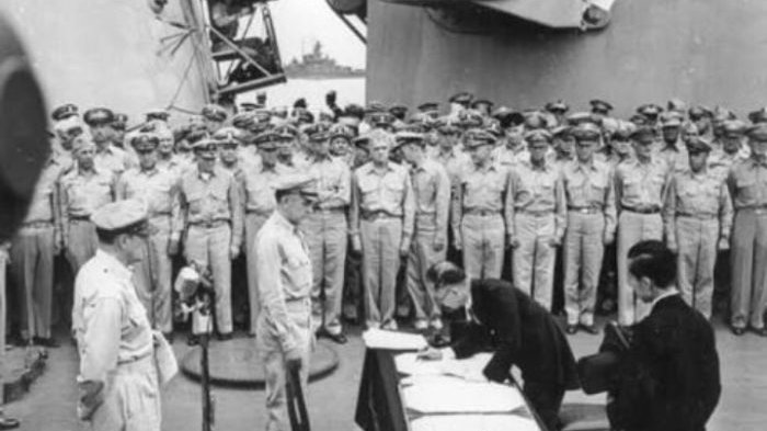 Sejarah 14 Agustus 73 Tahun Lalu Jepang Menyerah Tanpa Syarat Pada Sekutu Halaman All Tribun Jateng