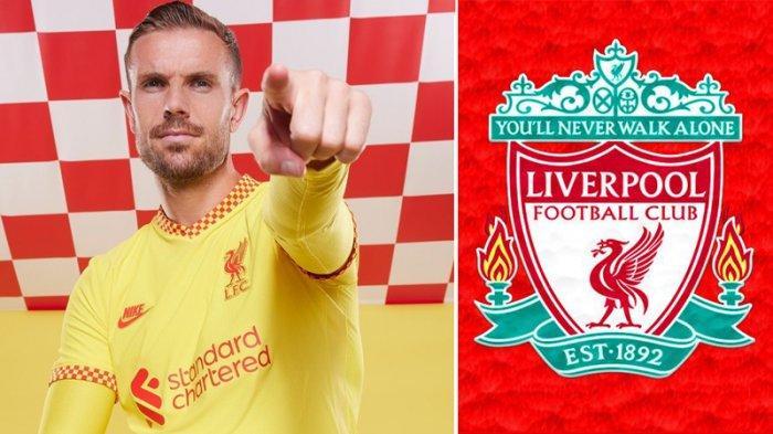 Jersey Ketiga Liverpool 2022-2023 Dihujat, Warna Kuning Motif Kotak Mirip Kostum Badut