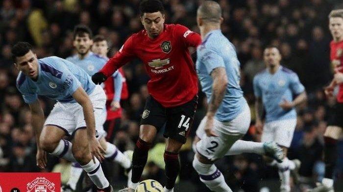 Hasil Laga Pramusim Manchester United Vs Derby County, Lord Lingard Tunjukkan Kualitasnya