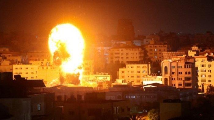 Komandan Jihad Islam Palestina Tewas Dalam Serangan Jet Tempur Israel ke Gaza