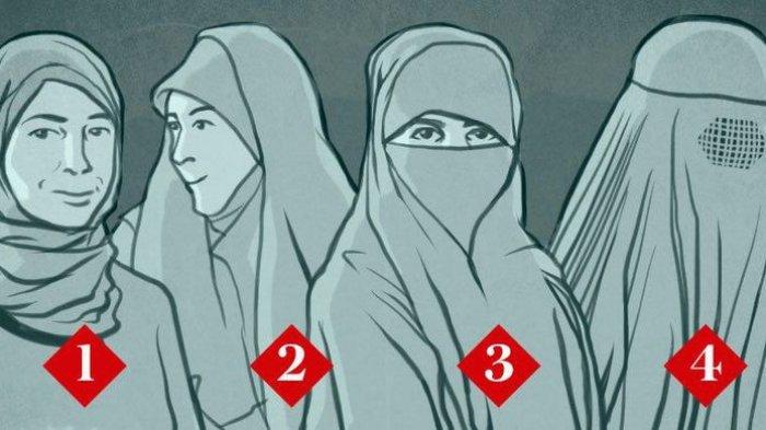 Zikri Waka Kesiswaan SMKN Ngotot Semua Siswi Wajib Pakai Jilbab Termasuk Non Muslim, Videonya Viral