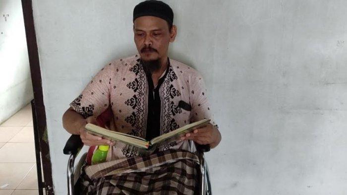 Tinggal Menumpang dan Punya Tanggungan Keluarga, Jirno Difabel Banjarnegara Berharap Dapat PKH