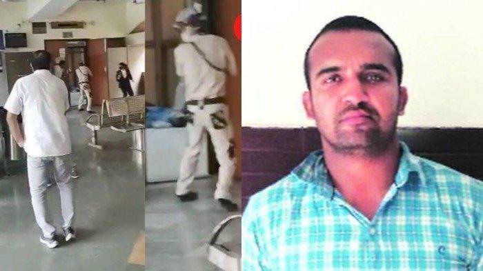 Nyamar Jadi Pengacara, Gangster Terkenal di India Ini Tembak Saingannya di Ruang Sidang