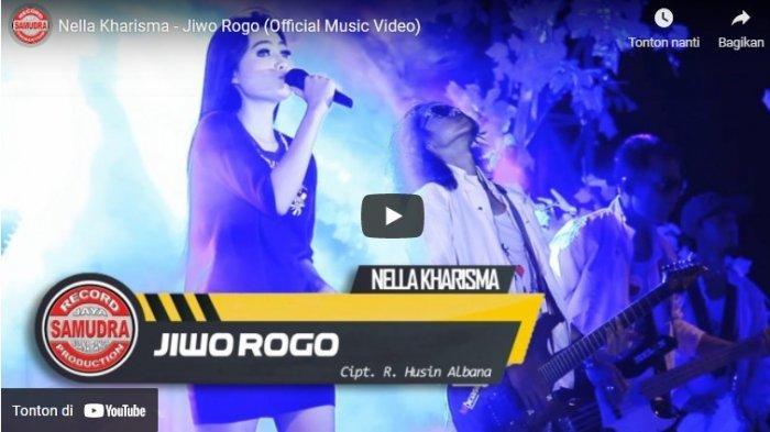 Chord Kunci Gitar Jiwo Rogo Nella Kharisma