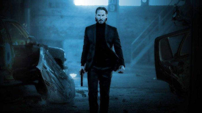 Sinopsis John Wick Bioskop Trans TV Pukul 21.30 WIB Keanu Reeves Mantan Gengster