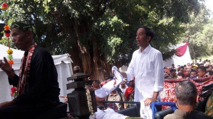 Jokowi Optimistis Bisa Raih 58% Suara di Pilpres