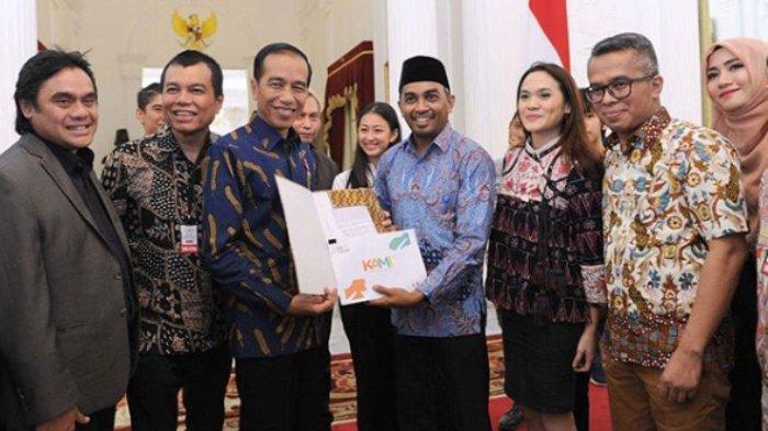 Jokowi Beri Ucapan Duka untuk Glenn Fredly: Kepergiannya Kehilangan Besar Bagi Dunia Musik