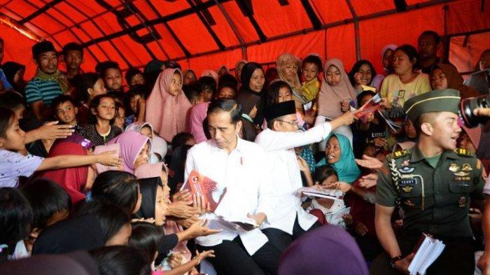 Gempa dan Tsunami diSulteng, BNPB: Rehabilitasi dan Rekonstruksi di Lombok Jalan Terus