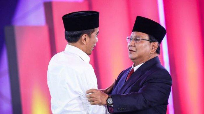 Survei SMRC, Elektabilitas Prabowo-Sandi 32,1%