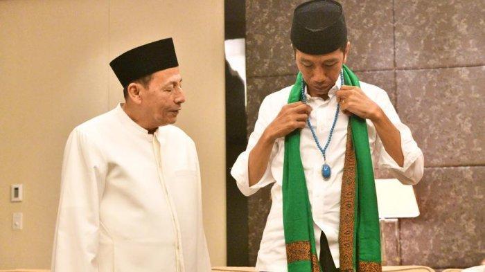 Jokowi Lantik Sembilan Anggota Watimpres, Ini Sosoknya