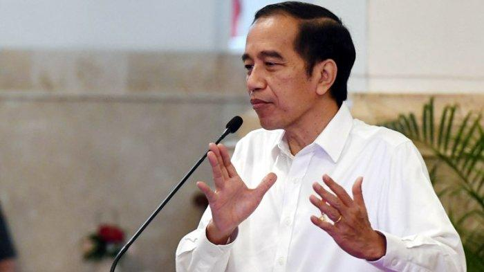 Akhirnya, Presiden Jokowi Teken UU Cipta Kerja