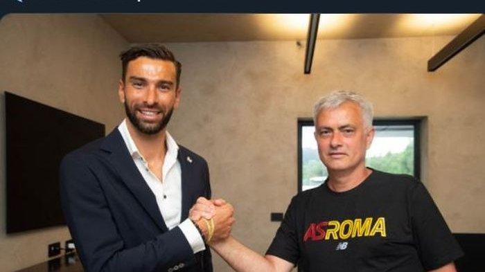 Prinsip Sepak Bola Jose Mourinho Dikomentari Pemain AS Roma, Mainnya Jelek Tapi Targetkan Juara