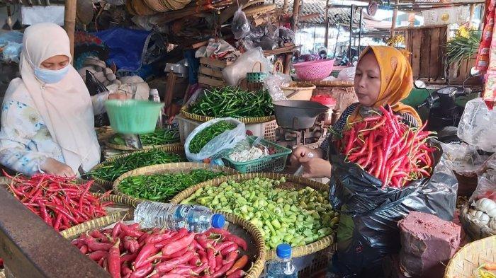 Sebulan Jelang Ramadan Harga Cabai di Tegal Masih Tinggi, Wineksi: Kami Berusaha Tekan Harga