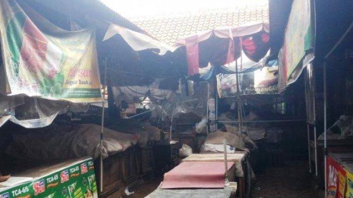 Beri Batasan Aktivitas Warga, Pasar Tradisional di Magelang Ditutup Sepekan Sekali