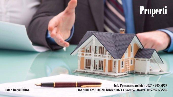 Jual Rumah Baru - Bekas dan Tanah Murah Semarang Minggu 11 April 2021