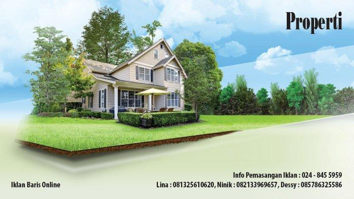 Jual Rumah Baru - Bekas dan Tanah Murah Semarang Senin 31 Mei 2021