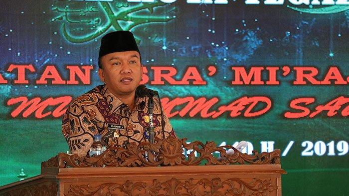 Jumadi: Sholat Sarana Membentuk Pribadi Luhur dan Mulia.