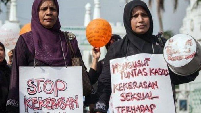 Jaringan Anti Kekerasan Seksual Jawa Tengah Protes ke Baleg DPR Soal RUU-PKS: Ada 85 Pasal Dipangkas